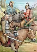 (70) Año 508 - Francos y borgoñones sitian Arlés. El ejército franco Borgoñón se dirige después al Ródano y sitia la ciudad de Arles, que a pesar de la falta de todo auxilio visigodo, resiste extraordinariamente, no obstante los intentos de entrega a traición a los francos, intentos que se atribuían unas veces al obispo católico San Cesáreo y otras a los judíos. Difícilmente hubiese podido resistir tanto la ciudad sin la intervención del ostrogodo Teodorico.