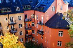 Södermalm, Stockholm Sweden