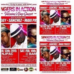 Singers in Action Part 4   13th and 14th of Feb 2014