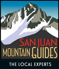 San Juan Mountain Guides - we did an ice climbing trip with them last year and it was unbelievable! We love these guys!