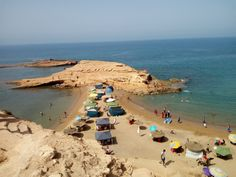 In Saidia, Morocco's most popular seaside resort, a large part of the coastline has been disfigured by concrete. Morocco Beach, Morocco Travel, Seaside Resort, Fishing Villages, Surfing, Coast, City, Water, Bucket