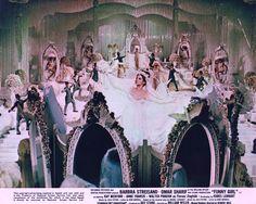 Motion Picture Lobby Card Barbra Streisand