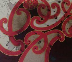 'Blood of the earth: stop drilling Papatūānuku' by Taryn Beri. Maori Patterns, Polynesian Art, Maori Designs, Nz Art, Graffiti Drawing, Leather Stamps, Maori Art, Kiwiana, Bone Carving