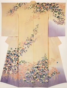加賀友禅 Kaga-Yuzen