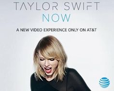 new channel of taylor swift but the sad thing is that it's not available here :(