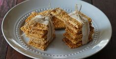 Paleo Sesame Snaps Recipe – Perfect For Your Lunchbox!