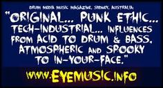 Image result for industrial rock music