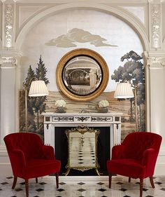 Recently revamped, London's Goring hotel offers guest a posh stay