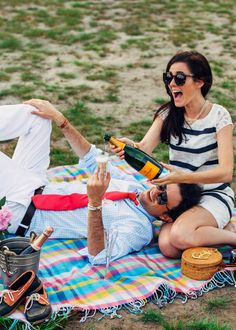 Let's have a picnic. #VCPoloClassic