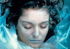 Laura Palmer on the TV show Twin Peaks (my favorite favorite favorite!) was very loosely based on Elizabeth.