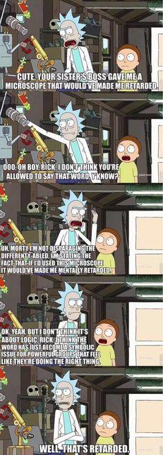 Classic Rick