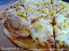 Gyors bögrés pizza recept | Receptneked.hu ( Korábban olcso-receptek.hu)