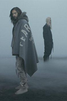 Fear of God: Sixth Collection Estilo Hipster, Look Fashion, Mens Fashion, Grunge Guys, Ralph Lauren, Film Stills, Jared Leto, Apparel Design, Cosplay