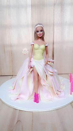 Runway Barbie