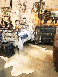 Cowgirl Bedroom, Western Bedroom Decor, Western Rooms, Country Bedroom Design, Country Teen Bedroom, Country Girl Rooms, Cowboy Room, Country Living, Room Ideas Bedroom