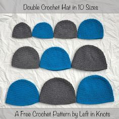 "Everyone needs their ""crochet basics"" patterns in their repertoire. This…"