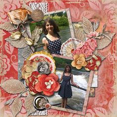 Pictures of my daughter.  Kit is by Valentina's Creations.  Template: Autumn Moments by Brenian Designs available at http://www.godigitalscrapbooking.com/shop/index.php?main_page=product_dnld_info&cPath=29_377&products_id=25791