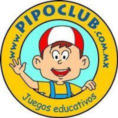 El Club de Pipo: videojuegos para aprender (II) - Juegos para Niños