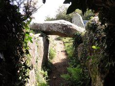 Dolmen du Grah-niol, Arzon - Morbihan.  Brittany   - by me