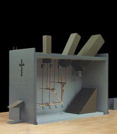 Chapel - John Hejduk