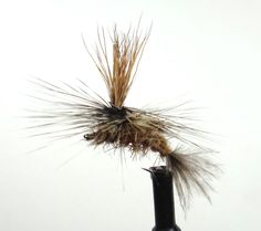Details about  /Dry Flies Fly Fishing Floating Flies Bass Salmon Carp Flies Lures Hand-tied