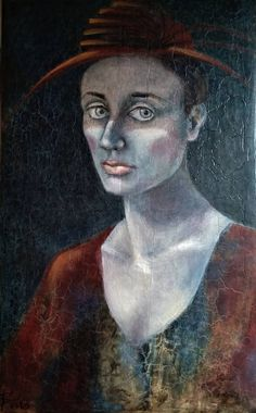 Hermione, Original Paintings, Original Art, Buy Art, Saatchi Art, Oil On Canvas, The Past, Fine Art, The Originals