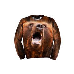 Bear Kid's Sweatshirt