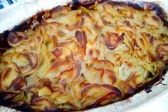 Baeckoffe de confit de canard - Cuisses de canard confites, pommes de terre et Riesling - Cuisson 03 h 30 au four