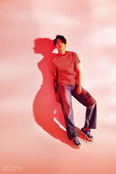 Amber Breaks Down the Roles of All f(x) Members in 'Allure' Photoshoot | Koogle TV