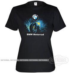 BMW Motorrad motorcycles TeeWomen Short Sleeve