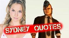 Payday 2 Sydney Voice Lines - Sydney Voice Actor - Payday 2 Sydney Quotes http://youtu.be/LjX3q51bg-M