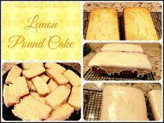 Lemon Pound Cake with Lemon Icing http://www.momspantrykitchen.com/lemon-pound-cake-with-lemon-icing.html