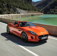 This Stunning #Jaguar F-Type: MotorAuthority Best Car To Buy 2014 Nominee. Is it your contender?