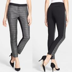 2015 Fashion Trend Forecast for Fall & Winter ... Mixed-media-pant └▶ └▶ http://www.pouted.com/?p=36462