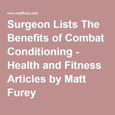 matt furey combat conditioning pdf