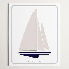 modern nautical