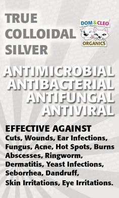 Colloidal Silver Uses | Great Stuff! | Natural healing with Colloidal ... 8 Amazing Colloidal Silver Benefits
