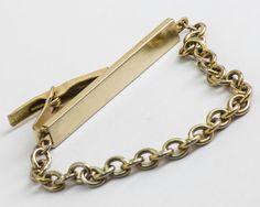 Clip Back Tie Chain - $15