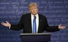 Donald Trump cansado del no apoyo de los republicanos - El Universal