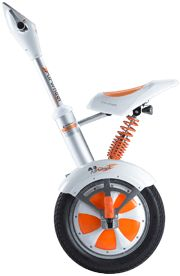 Airwheel Z3 Lead the electric scooter.