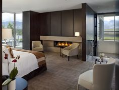 Fairmont Pacific Rim - Owner's Suite Bedroom