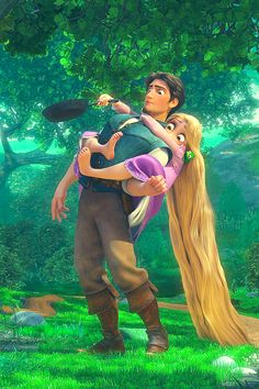 Tangled Background