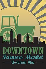 Downtown Farmers Market at Public Square in #Cleveland takes place every Friday from 11am-2pm!