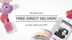 Direct Delivery Get FREE direct delivery from Avon when you spend or more through my online store. Avon Sales, Avon Online, Avon Rep, Be Your Own Kind Of Beautiful, Spoil Yourself, Beauty Make Up, Makeup Yourself, Fathers Day Gifts, Free Delivery