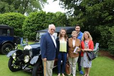 19 June Father's day at Upton House