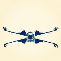 X-wing...ikoon!