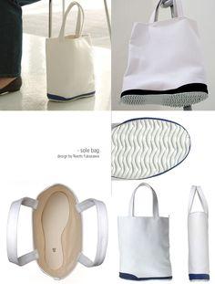 Naoto Fukasawa - sole bag