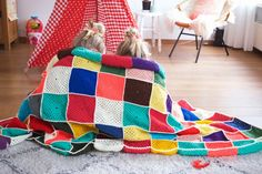 Another great granny blanket