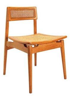 ply chaise de salle manger en cuir meubelen pinterest chaises cuir et manger. Black Bedroom Furniture Sets. Home Design Ideas