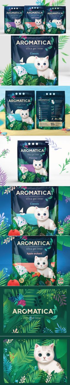 Aromaticat — The Dieline | Packaging & Branding Design & Innovation News